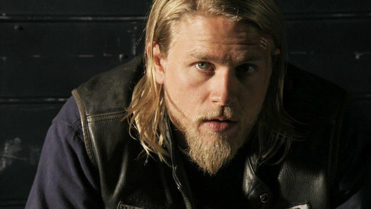 Charlie Hunnam Soa: Think I Can Pull Off A Jax Teller Beard?