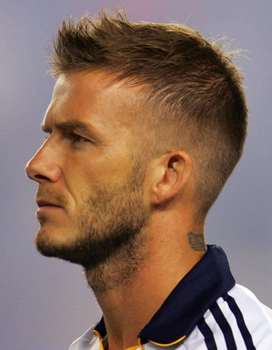 Digital storytelling David Beckham
