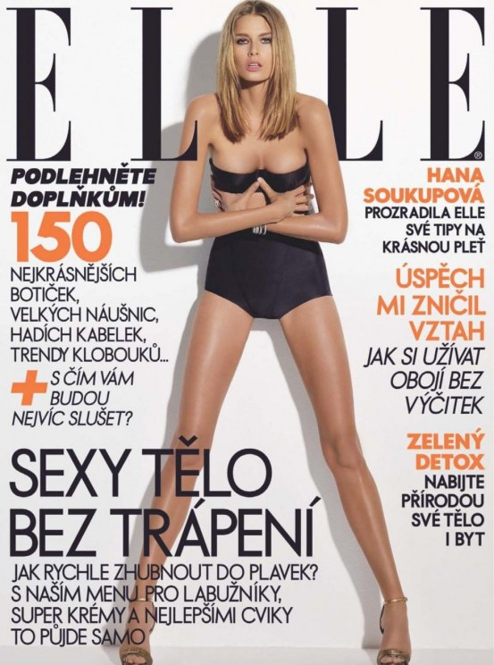 elle czech may图片
