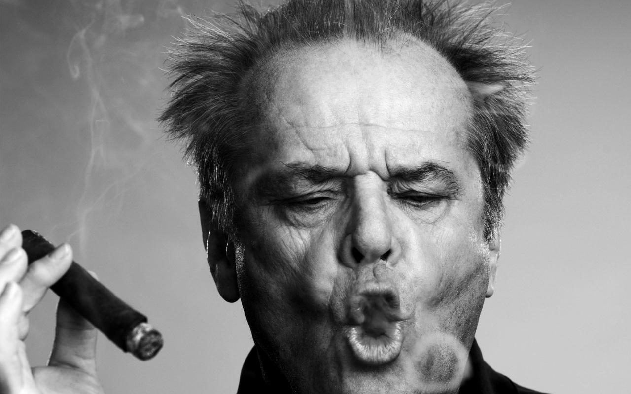 Actor Jack Nicholson Wallpaper For Widescreen