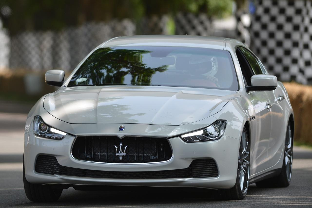 Maserati Ghibli Goodwood