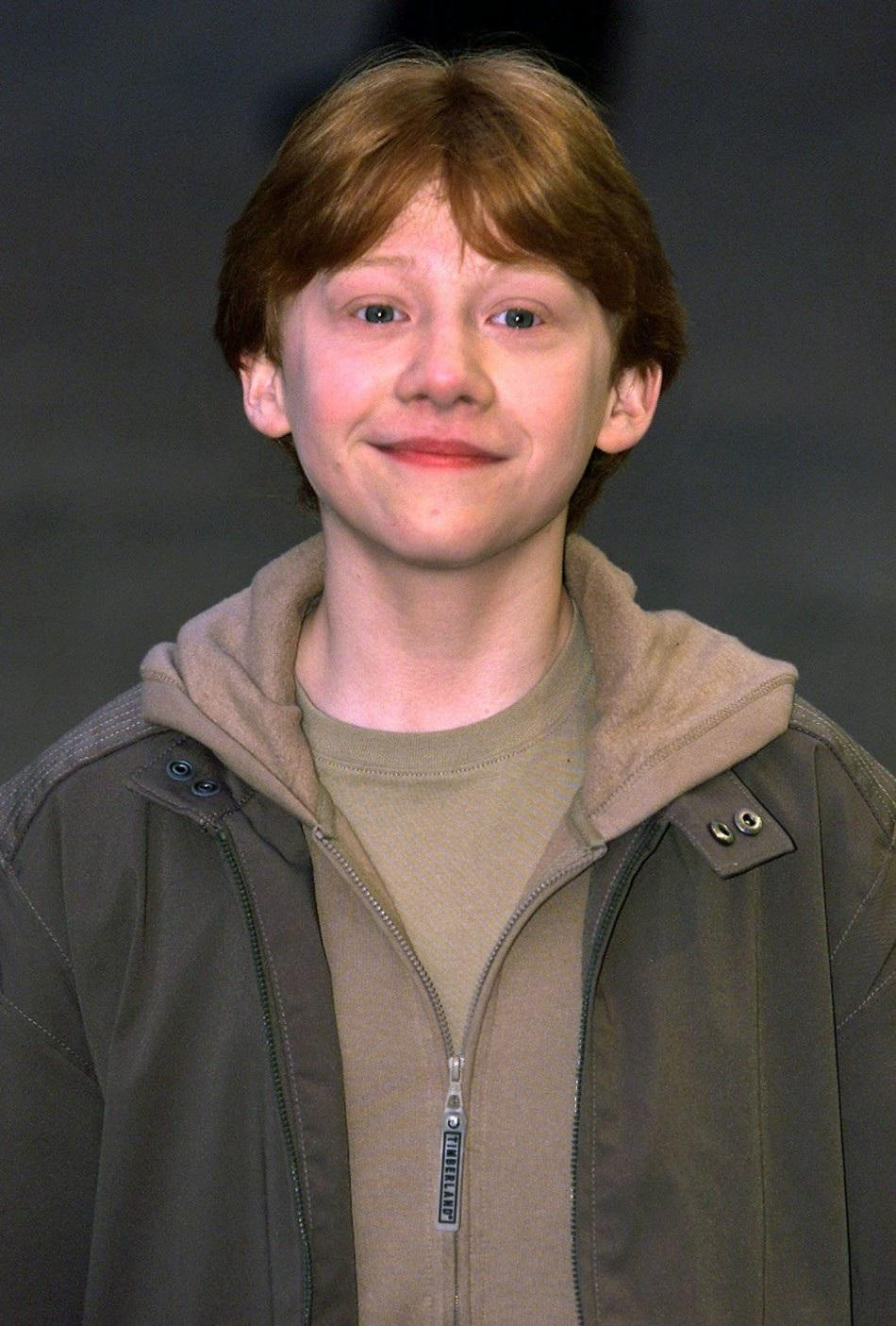 Blessed with curses. Rupert-grint-817960006