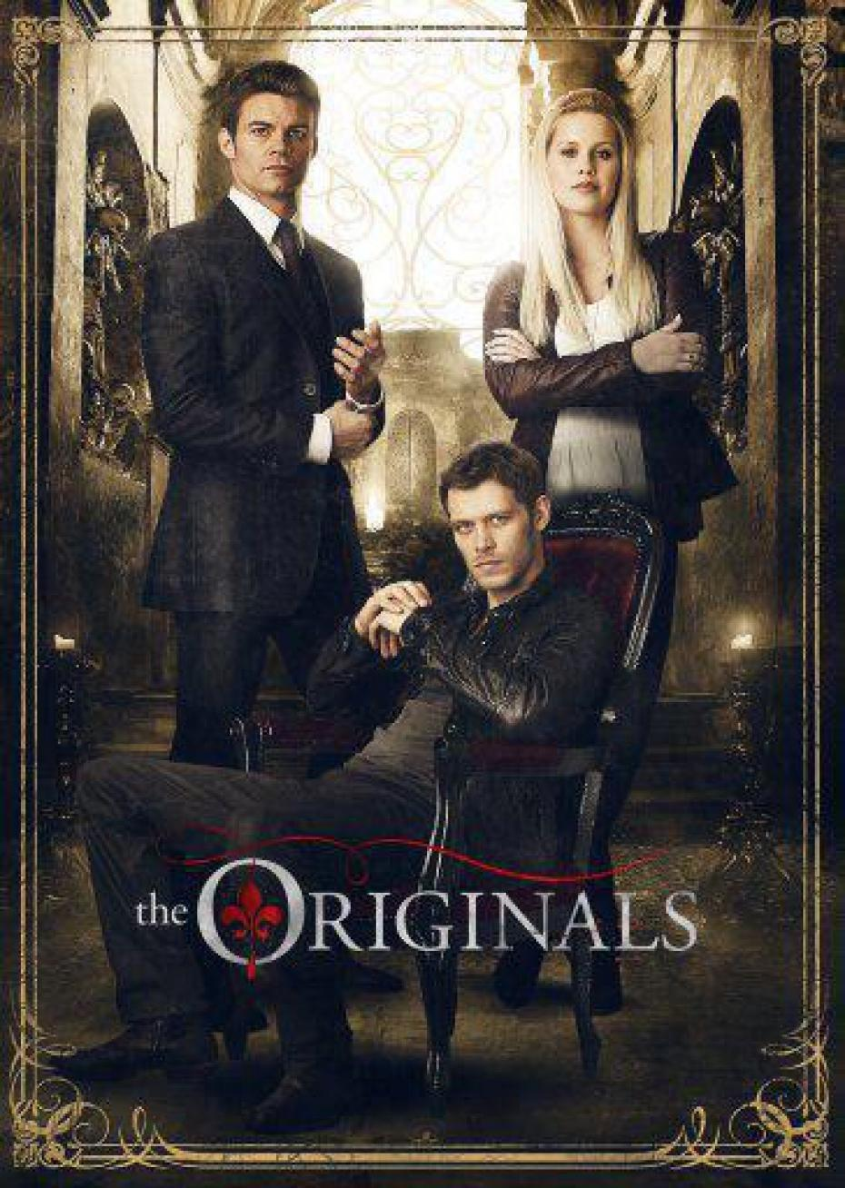 The Originals – Todas as Temporadas – Dublado / Legendado